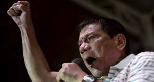 Presiden Filipina Rodrigo Duterte. | (Reuters)